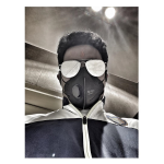 Face Mask Selfies